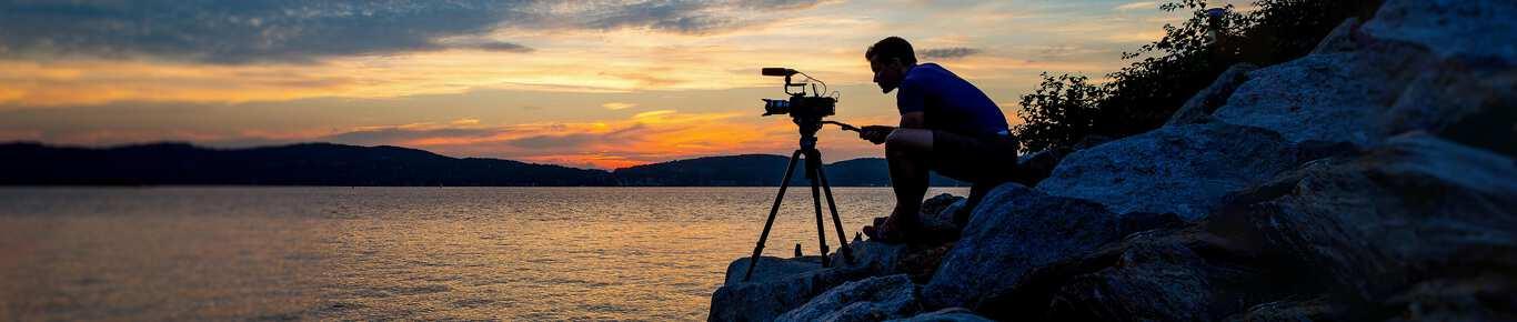 Videokop voor professionele beelden S8